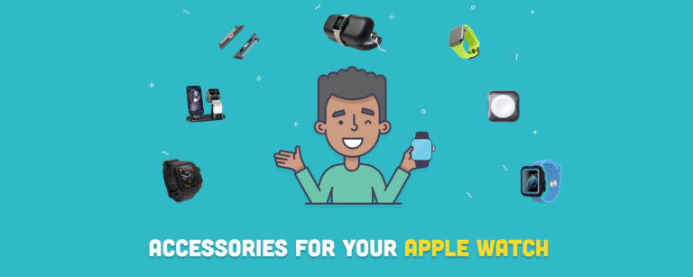 8 Best Apple Watch Accessories: The 2021 Edition
