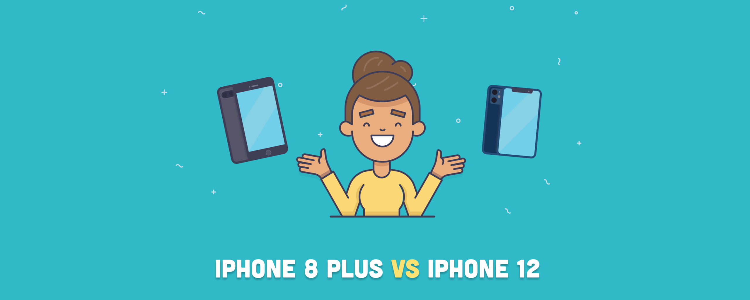 iPhone 8 Plus vs iPhone 12: Do you Need an Upgrade?